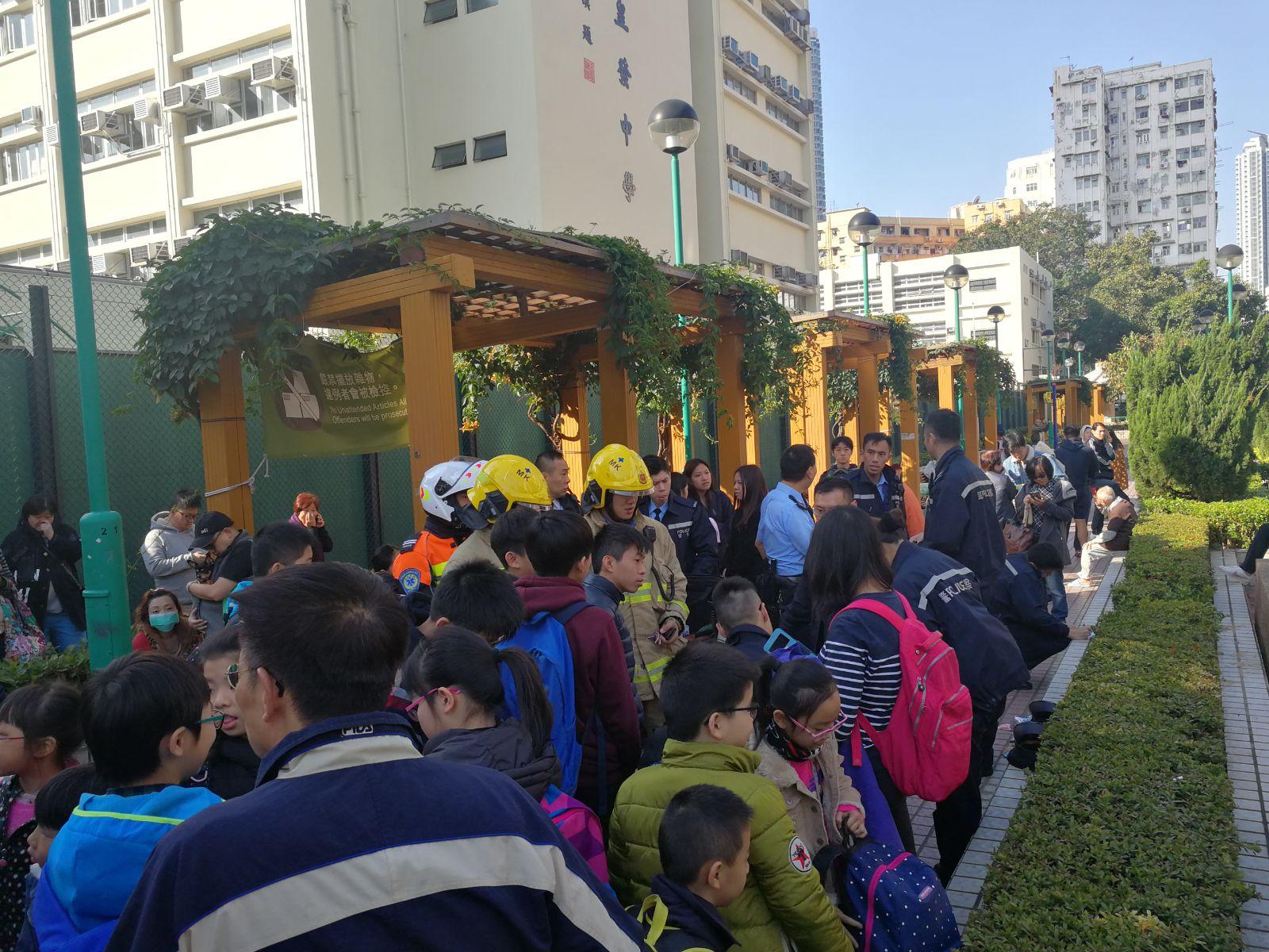 40多人疏散到安全地方。