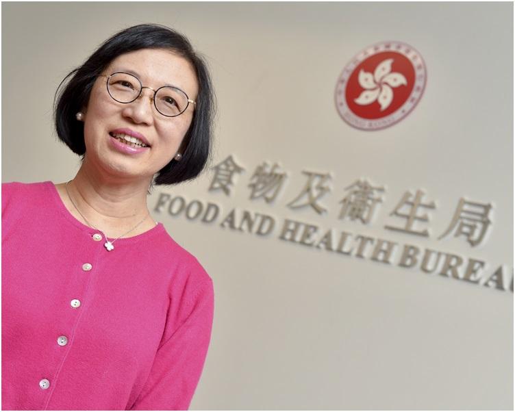 陳肇始呼籲高危人士盡快接種流感疫苗。