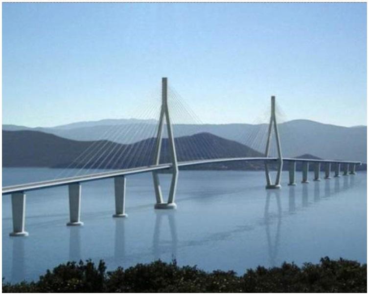 這條大橋於2007年已開始由於資金不足而停工。