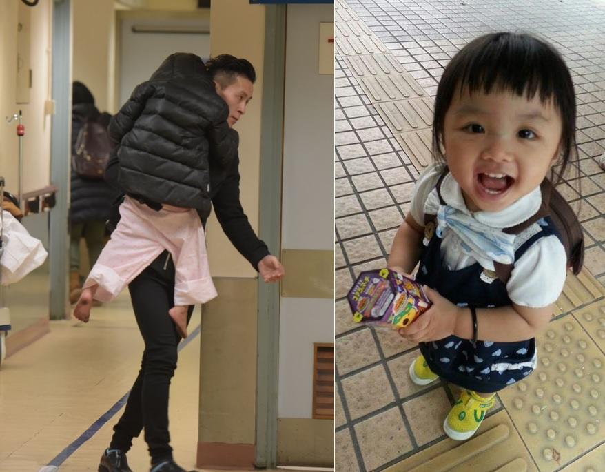 本港近日揭發多宗兒童受虐慘劇,包括臨臨(右)疑遭親友虐打致死,以及旺角一對8歲及4歲的姊弟(左)疑被疏忽照顧。