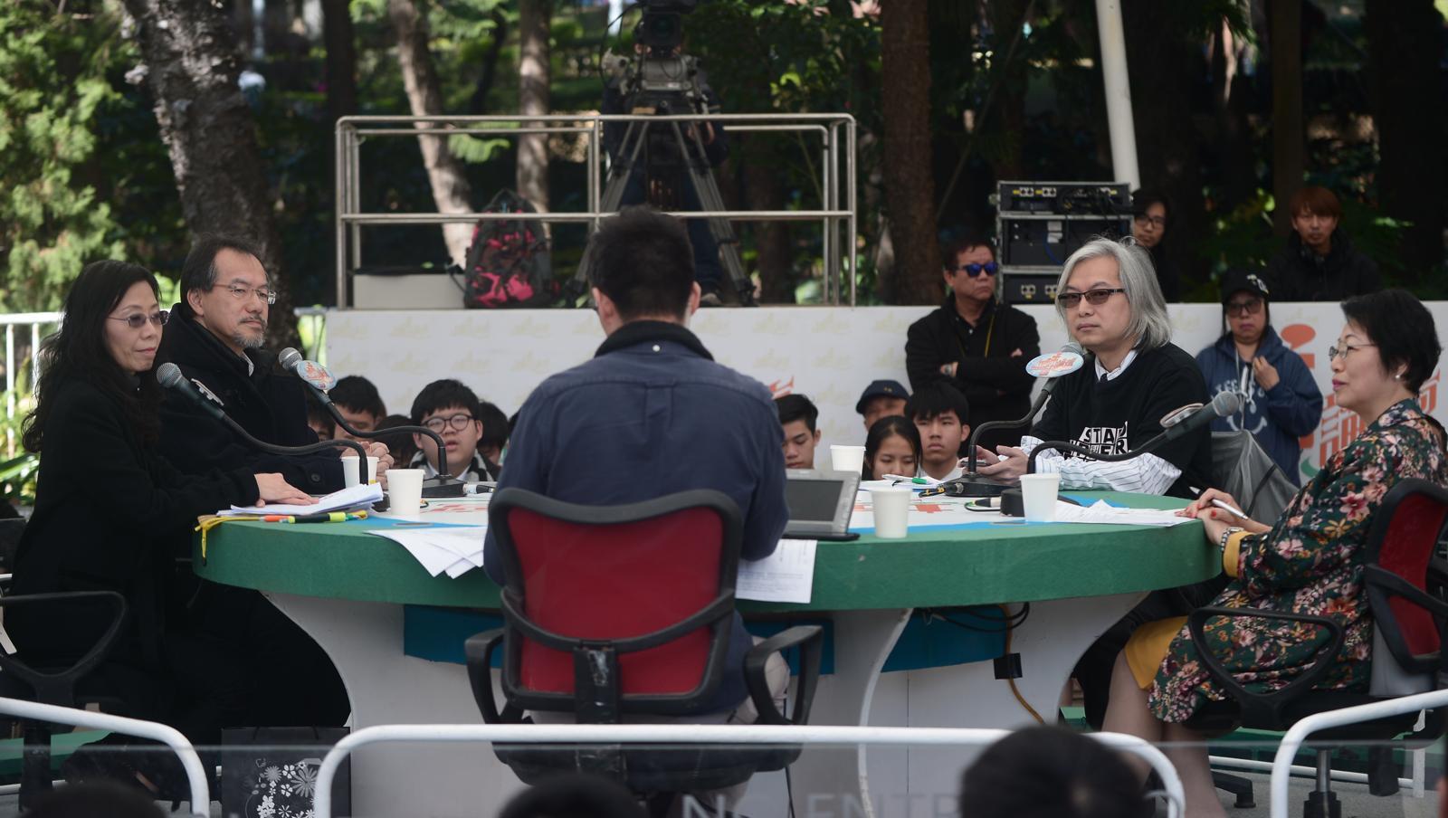 有幼稚園前校長表示,幼稚園缺乏對口單位及人員諮詢如何處理懷疑個案。
