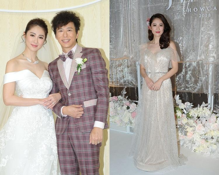 石詠莉話婚後老公就返內地拍劇只因看醫生回來香港一次。