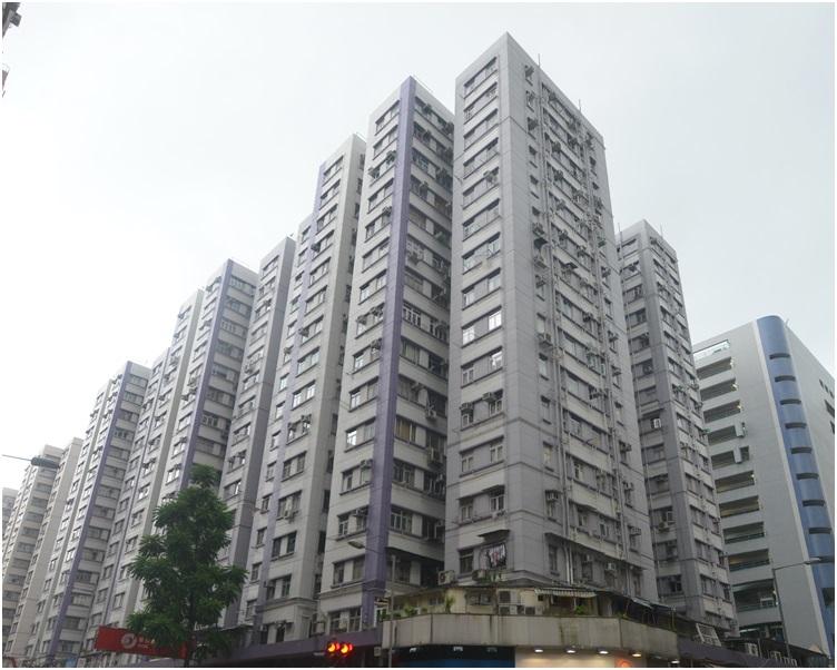 黃埔新邨。資料圖片