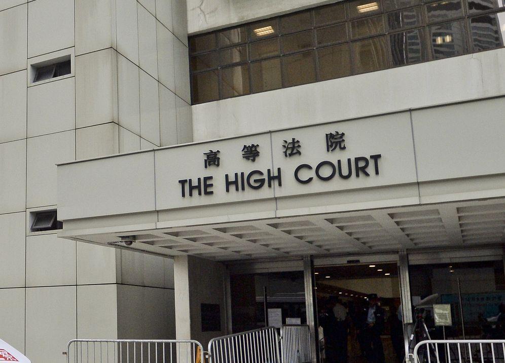 上訴人今入稟高院申請司法覆核,要求法庭頒令撤回賠償被拒的決定。資料圖片