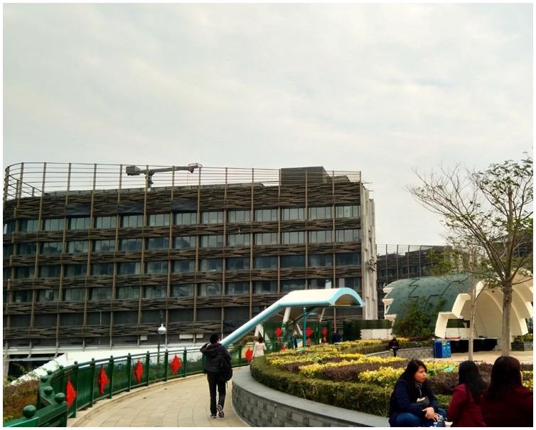 香港海洋公園萬豪酒店暫定6月13日開幕。
