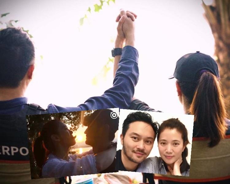 張智霖、袁詠儀不愧為圈中模範夫妻。
