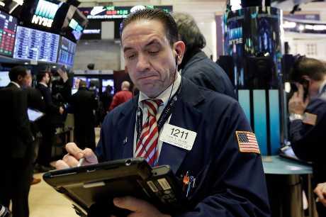 美股周五回升。AP