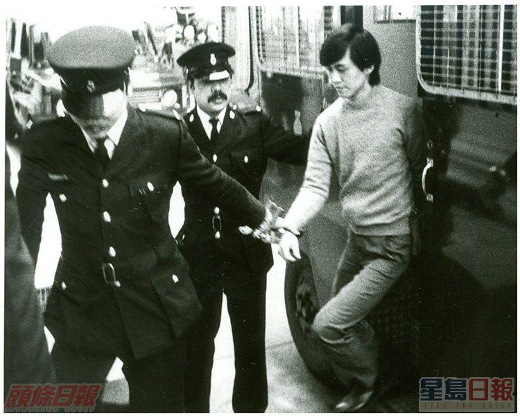 有「兩夜屠夫」之稱林過雲於1983年上庭受審。資料圖片