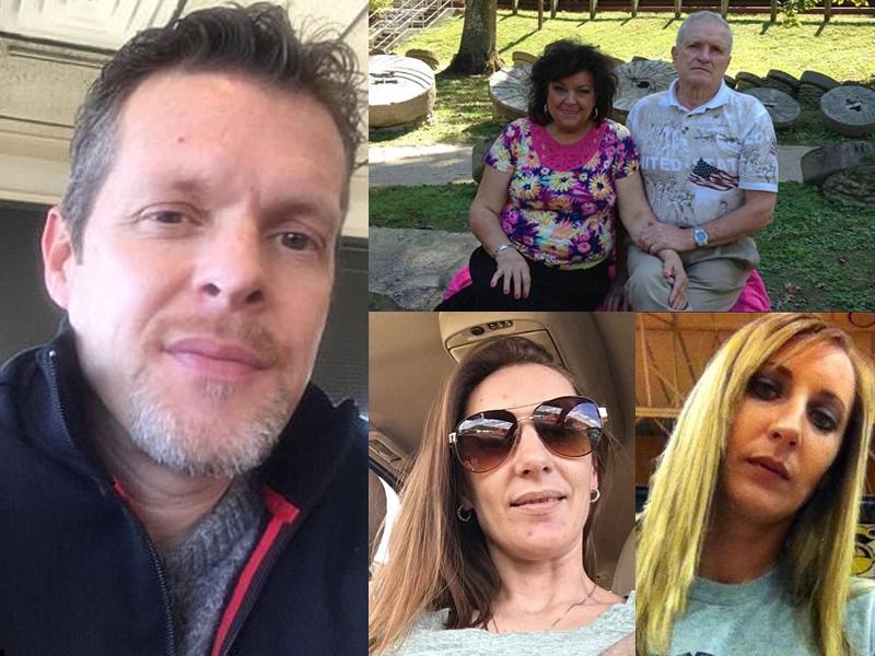 美國肯塔基州發生槍擊案,一名男子先後槍殺父母、女友及其母親,最後吞槍自殺,犯案動機未明。(網圖)
