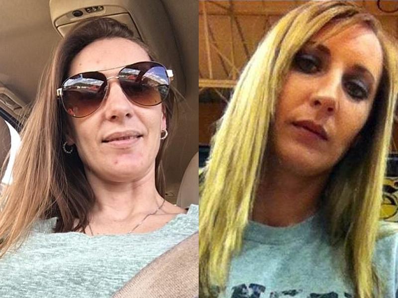槍手Joseph Nickell的女友及其母親。(網圖)