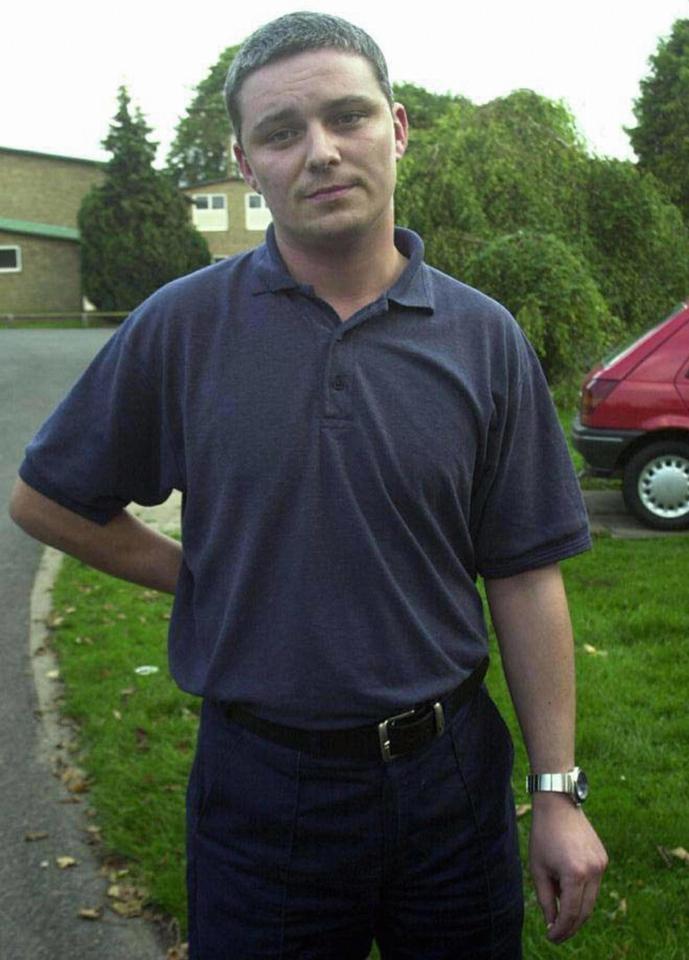 英國殺人犯亨特利(Ian Huntley)曾於2002年殺死兩名10歲的女童,被判兩次終身監禁。(資料圖片)