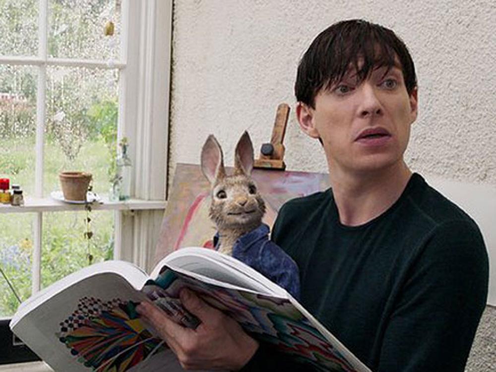 《彼得兔》用食物敏感來開玩笑,因而受到批評。