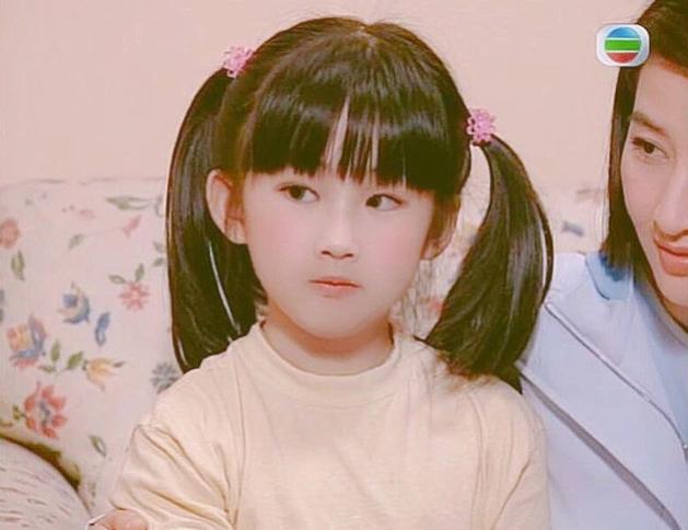 黃文意是童星出身