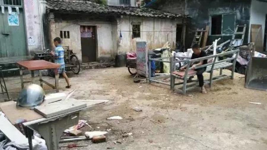 老婦兒子家境清貧。網上圖片