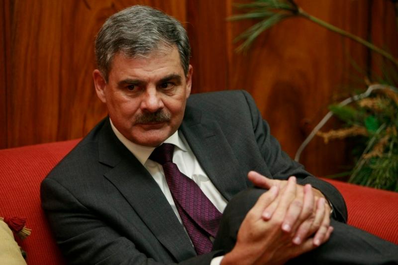 現任樂施會主席(Juan Albert Fuentes Knight)。(資料圖片)