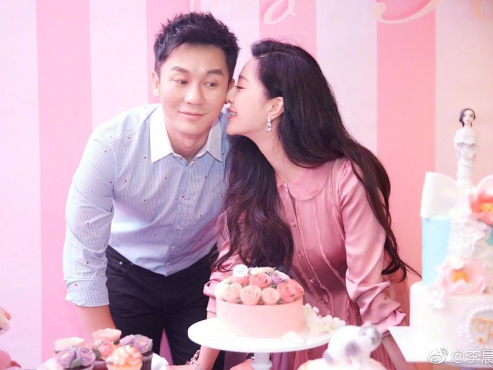 因工作關係,李晨與范冰冰無法一起過情人節。