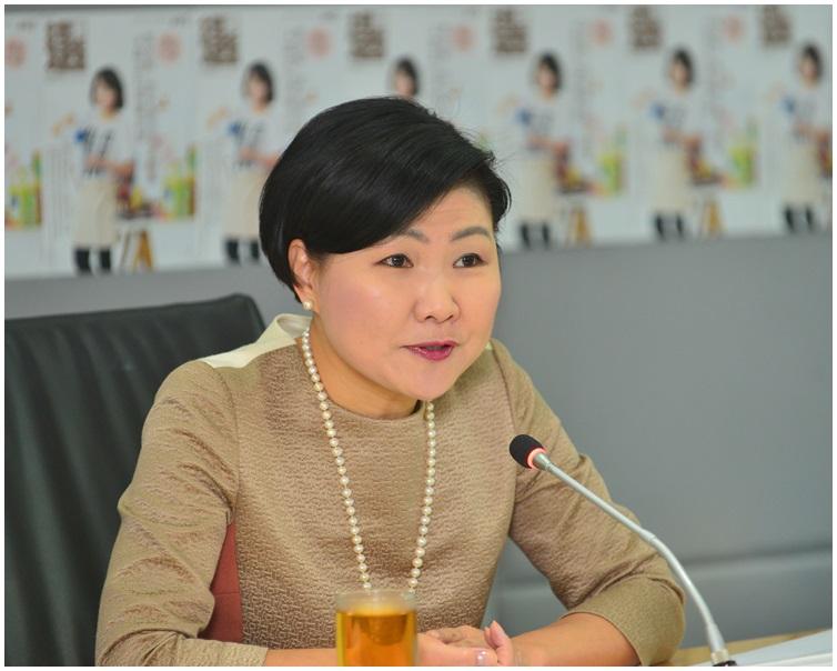 黃鳳嫺呼籲消費者光顧網上旅行社時要小心。資料圖片