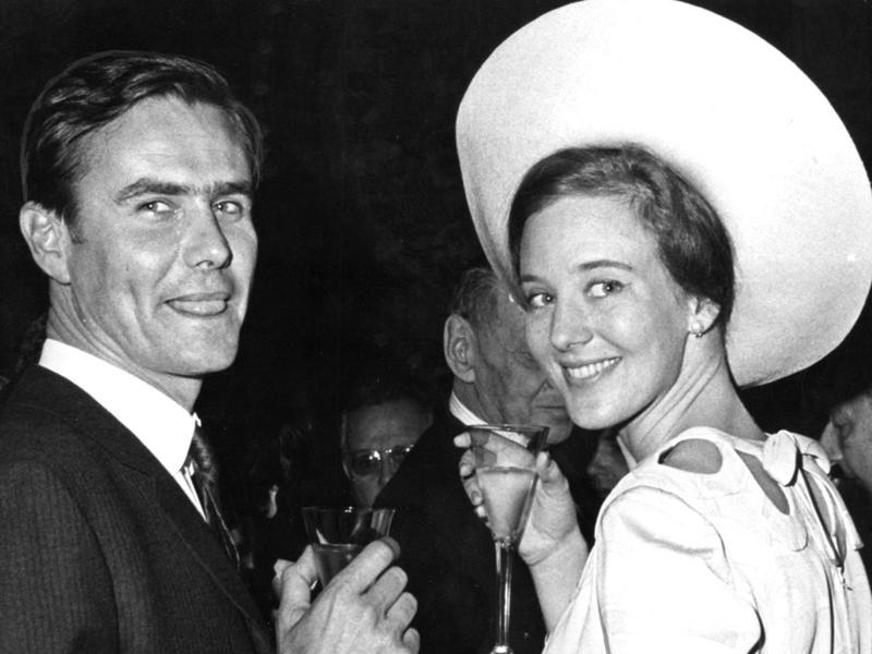 亨里克1967年跟瑪格麗特二世結婚。(資料圖片)