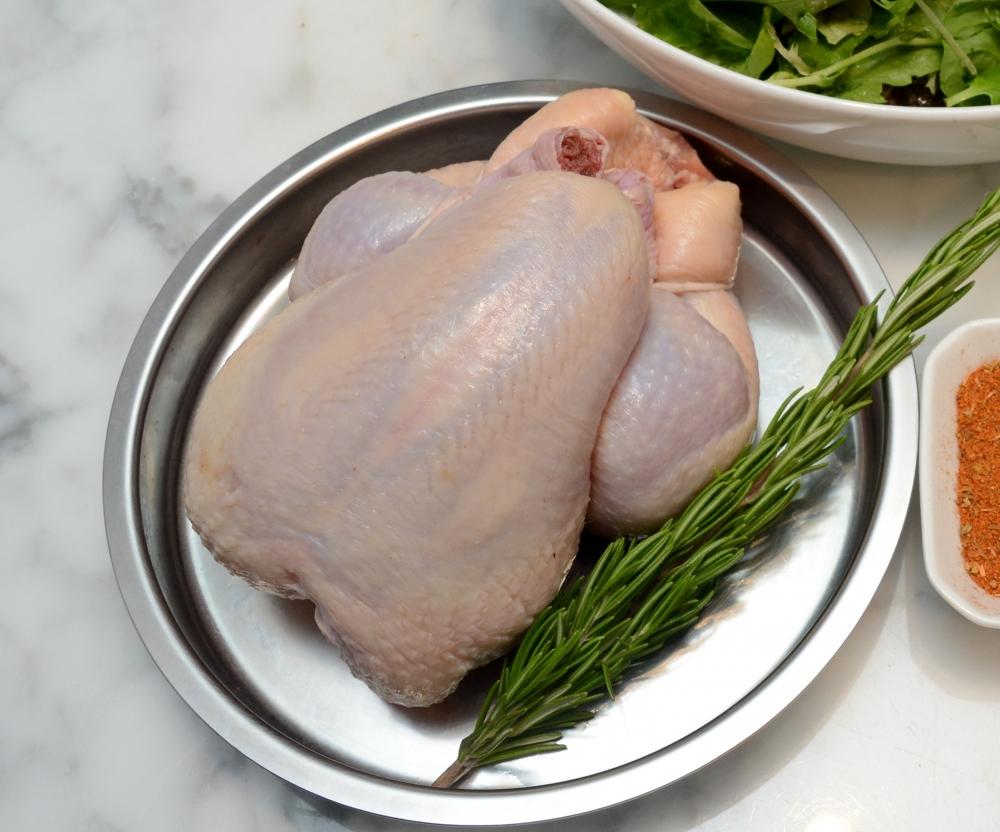 本港暫停進口法國旺代省禽肉及禽類產品。資料圖片