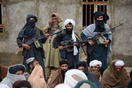 塔利班強調,他們期望通過對話終結阿富汗戰爭,並不意味已兵力貧乏。AP