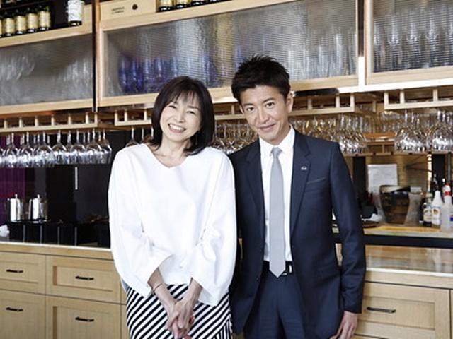 木村拓哉和山口智子,相隔22年再度合作。