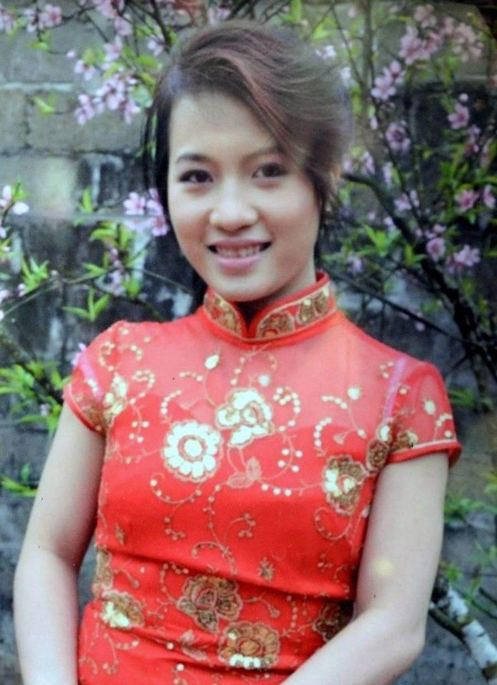 育有一子的越裔少婦阮娟玉慘被兩名英國男子姦殺。(網圖)