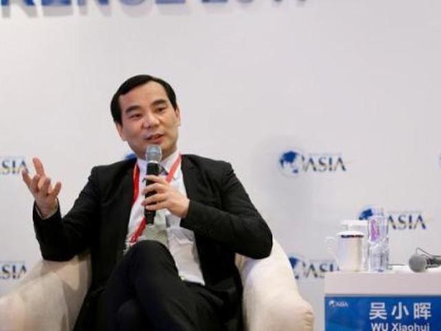 吳小暉涉嫌經濟犯罪,被依法提起公訴。 網圖