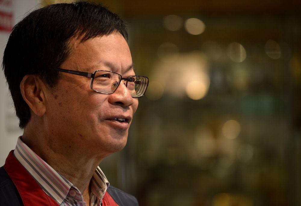港區全國人大代表鄭耀棠。資料圖片