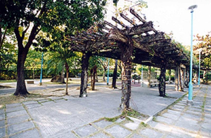聯合道公園。網上圖片