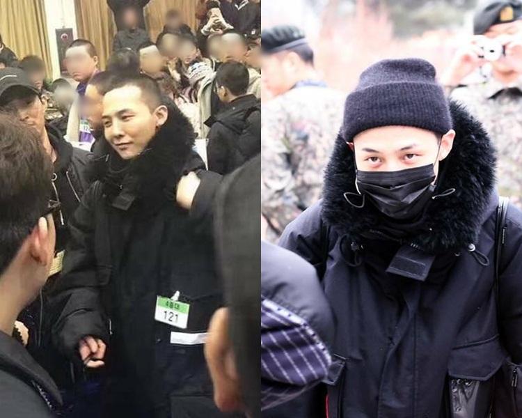 為讓GD安靜順利當兵,YG發公告望粉絲體諒。