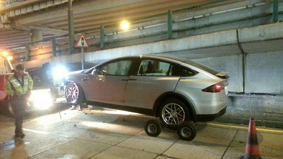 75歲電動車司機涉危險駕駛被捕。資料圖片