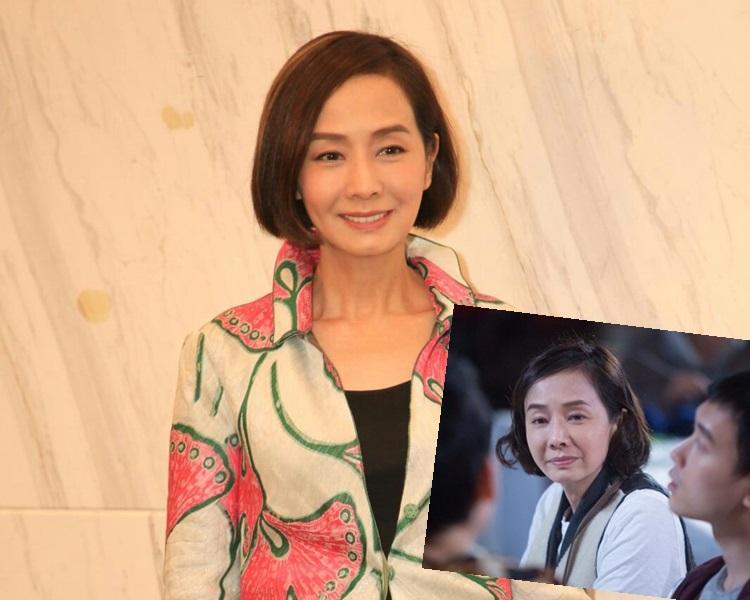毛舜筠獲睇好奪金像獎影后,她有感是以年齡排隊攞獎。