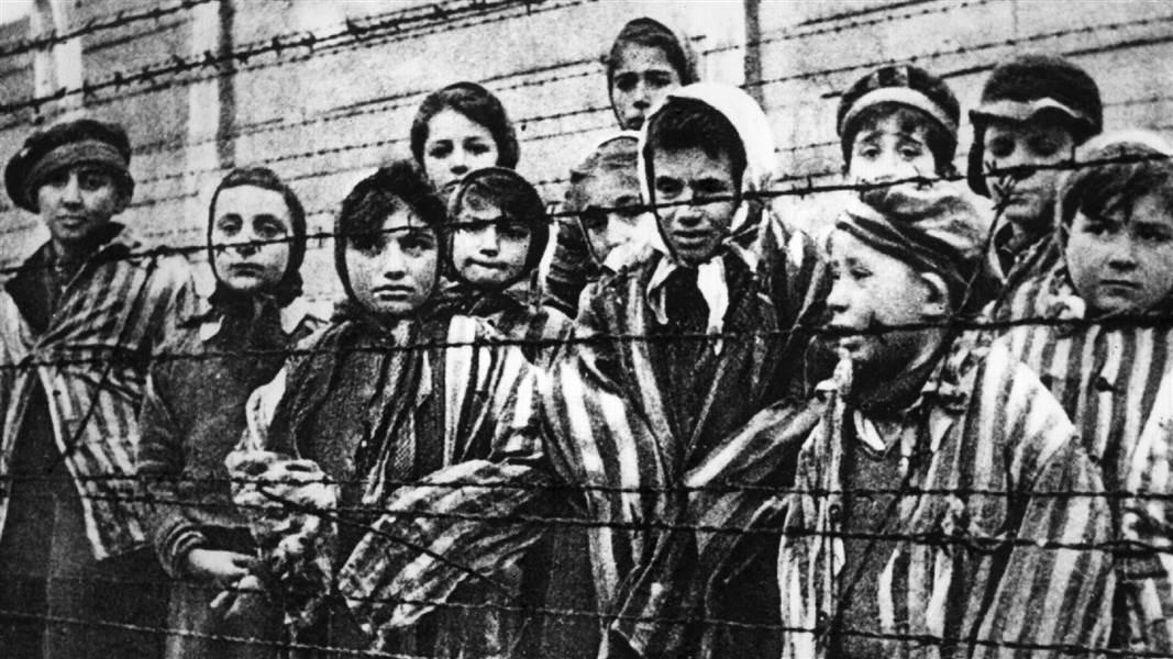 奧斯威辛集中營。網上圖片