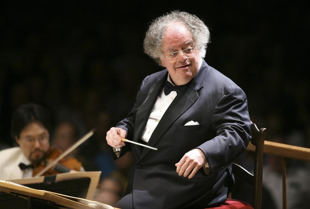 紐約大都會歌劇院名開除74歲著名指揮家萊文。AP圖片