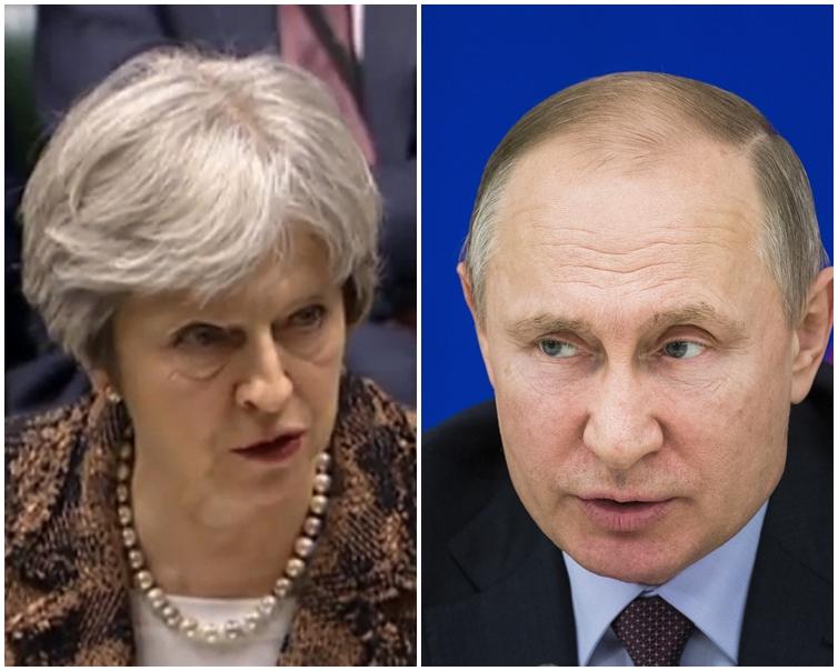文翠珊的政府可能會與普京政府攤牌。AP