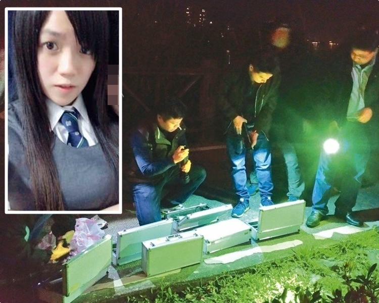 台灣傳媒引述資深刑警透露,徒手折斷別人的脖子,並不是容易的事情。網上圖片