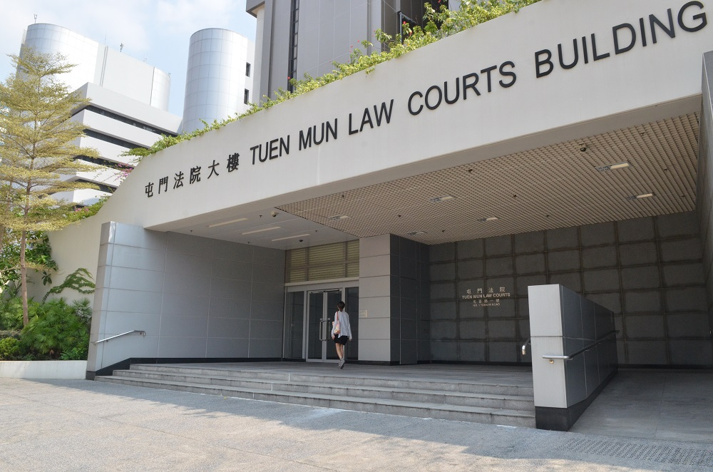 兩人在屯門裁判法院各被判囚7個月。資料圖片