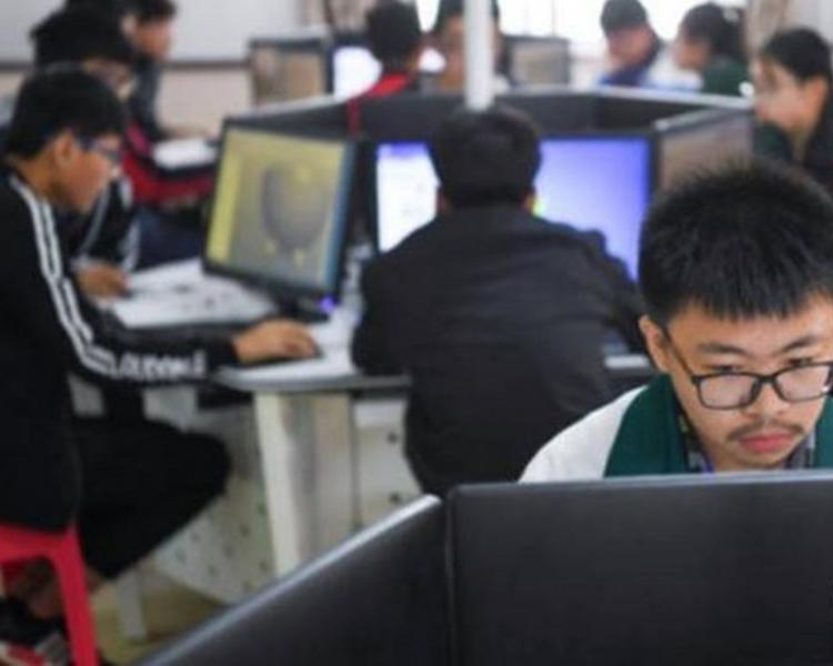 教育部目標之一是擁有多媒體教室的學校比例達到90%。網圖