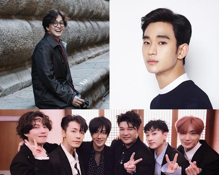 裴勇俊公司與SM娛樂合作,集結金秀賢、Super Junior、EXO、少時等紅星。
