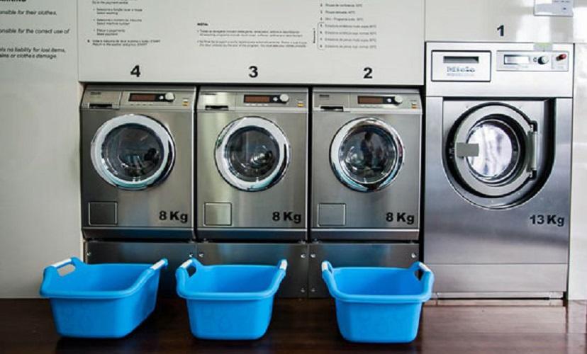 消委會指,有自助洗衣店只標示注入的洗衣液為「專業/商用洗衣液」或「生物酵素洗衣液」。