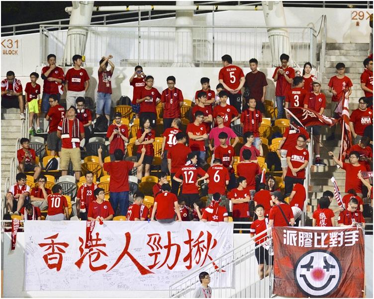 去年曾發生球迷噓國歌事件。