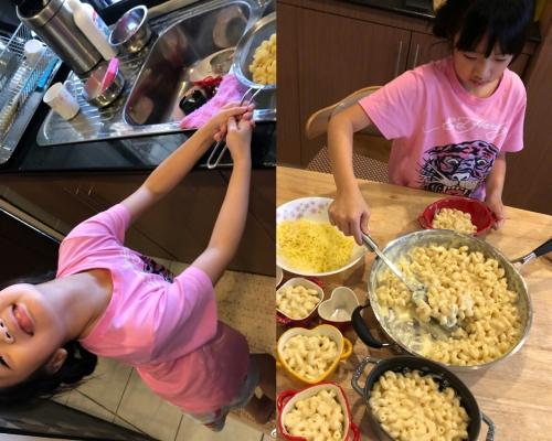烹飪跳舞樣樣精!吳尊囡囡獲封全能小公主