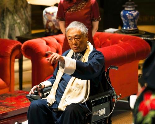 心態決定一切 83歲曾江樂做唐人街大佬