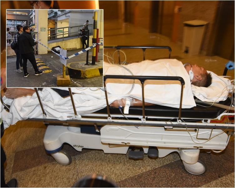 沙田瀝源邨老翁爭執遇襲死亡。