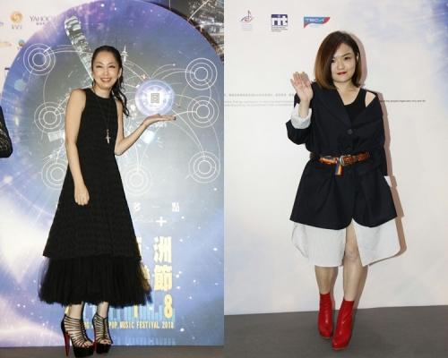 中島美嘉上月離婚現專注工作 徐佳瑩被誤傳懷孕嚇倒