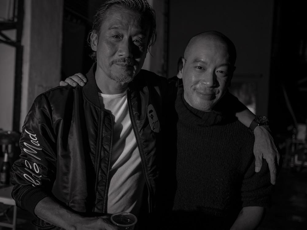 梁家輝和劉青雲雙雙由去年六月進組拍至十一月。