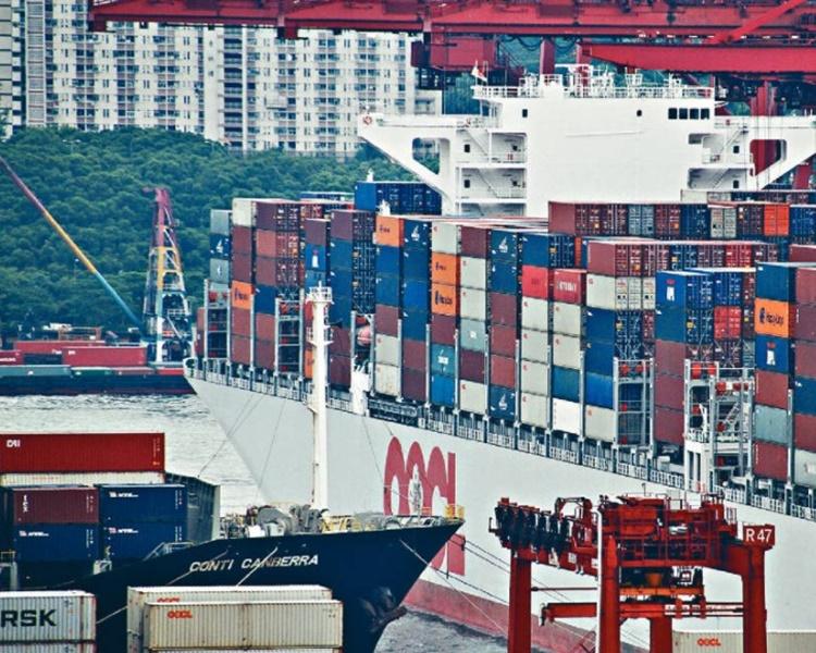 中美貿易戰物流電子首當其衝。