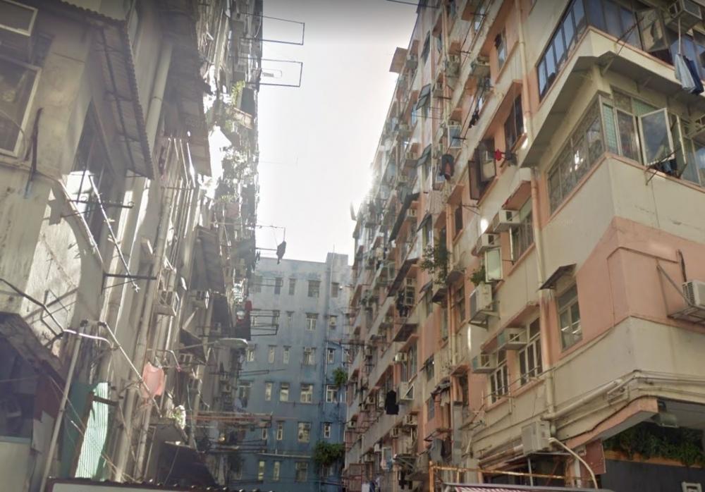 土瓜灣美華街4號一幢唐樓。網上圖片