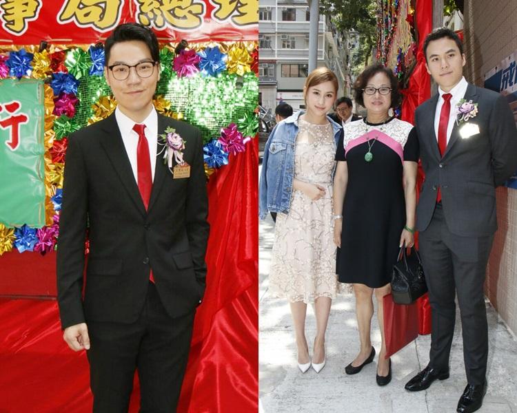 王賢誌做主席打親民牌;何猷啟擔任總理獲媽媽和家姐超蓮支持。