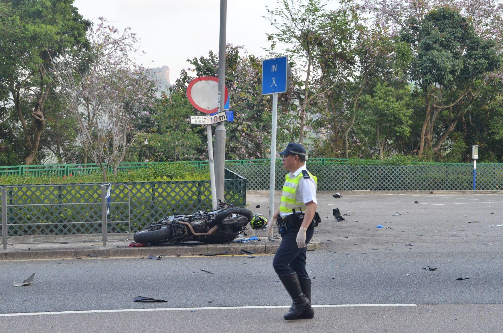 警方調查意外原因。